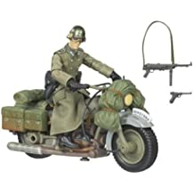 Indiana Jones - Last Crusade - German Soldier with Motorcycle