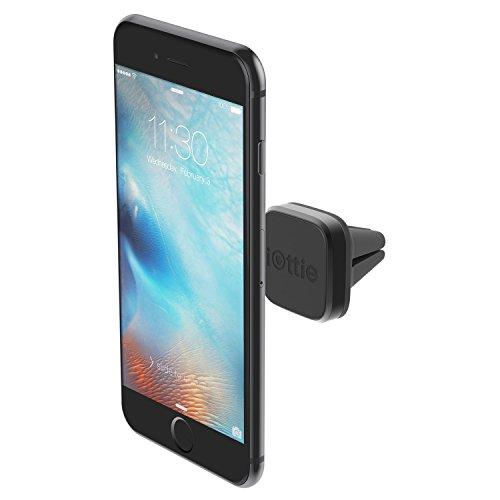 iOttie iTap Mini Magnetic Premium Air Vent Mount Holder for iPhone X 8/8s 7 7 Plus 6s Plus 6s 6 SE Samsung Galaxy S8 Plus S8 Edge S7 S6 Note 8 5