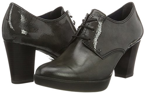 23309 Women''s Grey anthracite Boots Tamaris 65SHwxzwq