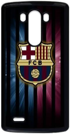 Barcelona LG G3 carcasa para teléfonos móviles para regalo negra D1080530: Amazon.es: Electrónica