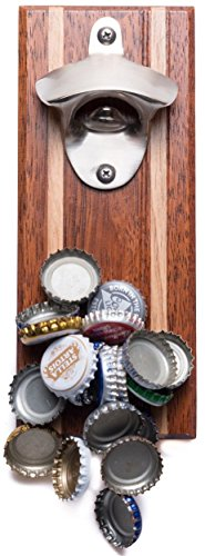 magnetic beer bottle opener - 1