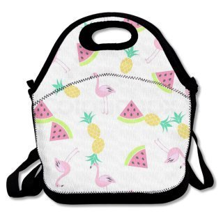 80c3b81b76b5 Amazon.com: GoldBaoWang Tropic Summer Watermelon Flamingo Neoprene ...