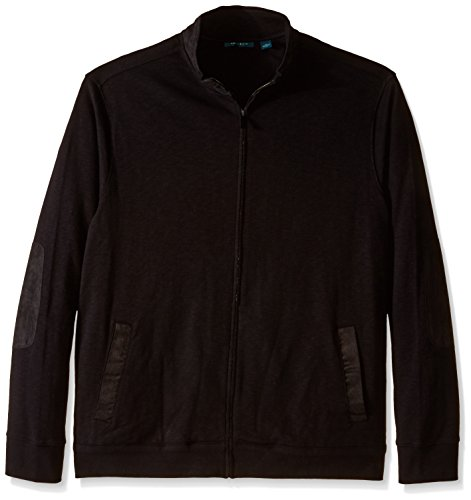 Perry Ellis Mens Textured Jacket