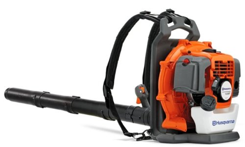 New HUSQVARNA 130BT 29.5CC Gas 2 Cycle Leaf Debris Backpack Blower 145 Mph