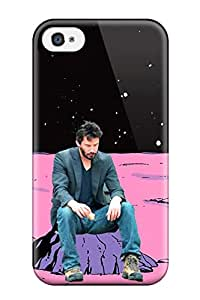 2015 Premium keanu Case For Iphone 4/4s- Eco-friendly Packaging 6480270K41539041