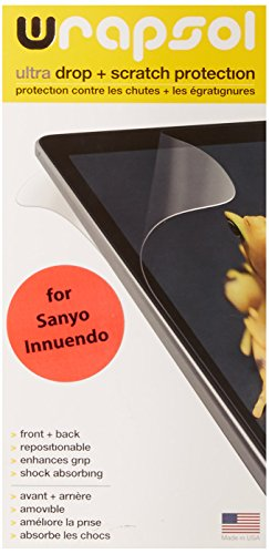 Wrapsol Ultra Drop Scratch Protection Film for Sanyo 6780 -