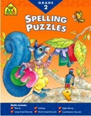 Workbook Spelling Grade 2 36 pcs SKU# 905181MA