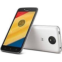 Celular Motorola Moto C Dual Sim 3G Tela 5.0 1GB/8GB Cameras 5MP/2MP Flash branco