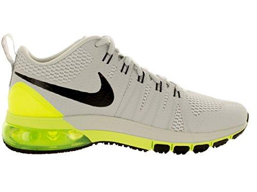 Nike Air Max Tr180, Zapatillas de Deporte Interior para Hombre Pure Platinum/Black/Volt