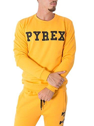 Pyrex - Sudadera - para hombre Giallo
