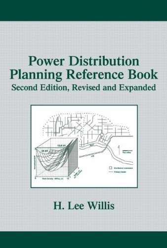 power distribution planning reference book second edition 読書