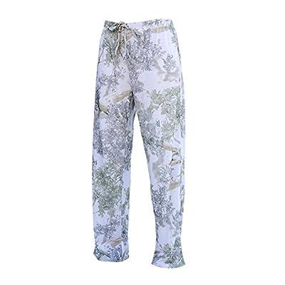 King's Camo Ladies Pj Lounge Pant Snow Shadow, Size: M (Kswl761-Ss-M): Sports & Outdoors