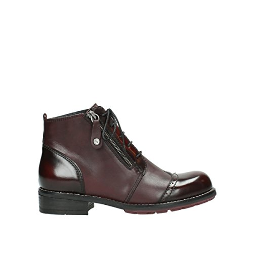 Wolky Comfort Lace up shoes Millstream - 30510 burgundy p...