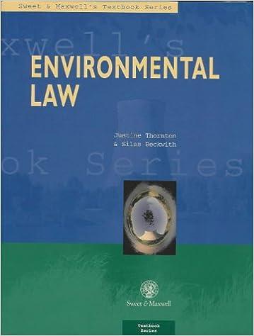 Livres audio à télécharger en mp3 sans abonnementEnvironmental Law (Textbook) (Littérature Française) PDF DJVU