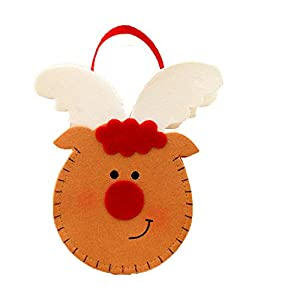 christmas goodie bags lowes christmas decorations mantel clearance by latburgsantasnowmanreindeer - Lowes Christmas Decorations Deer