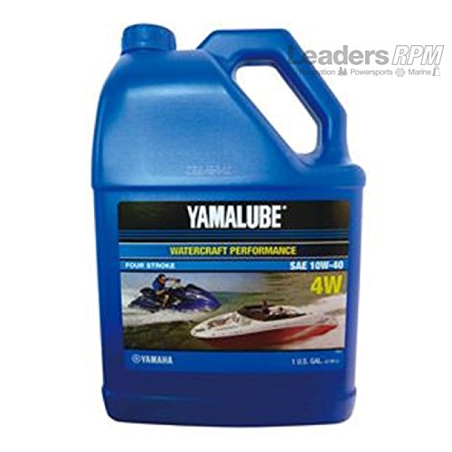 Yamahalube LUB10W40WV04 Watercraft Wave Runner