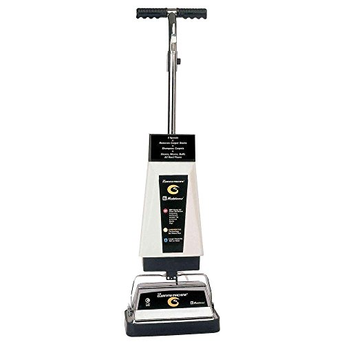 Koblenz Upright Rotary Hard Floor and Carpet Cleaning Machine that Scrubs and Polishes Floors