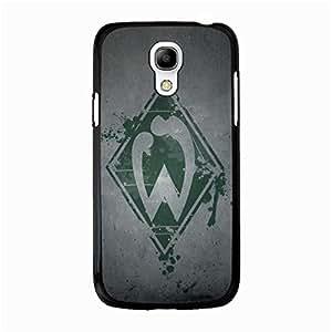 Vintage Pattern Sportverein Werder Bremen Skin Case for Samsung Galaxy S4 Mini SV Werder Bremen Logo
