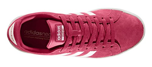 adidas Womens CF Advantage W, Pink/White/Red Pink/White/Red