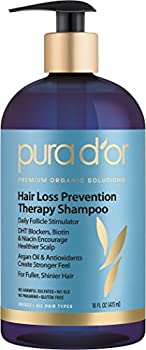 Pura dor Hair Loss Prevention Therapy 16 Ounce Shampoo