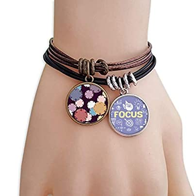 master DIY Tradition Abstract Japan Pattern Bracelet Rope Wristband Force Handcrafted Jewelry Estimated Price -