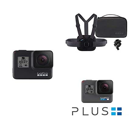 f6512e0bb63 Image Unavailable. Image not available for. Color  GoPro HERO7 Black —  Waterproof Digital Action Camera ...