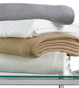 Hotel Collection King Luxury Micro Cotton Blanket