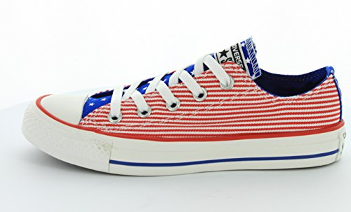 Ox white All Taylor Chaussures blue Converse Red Star Chuck qgACwxTxI