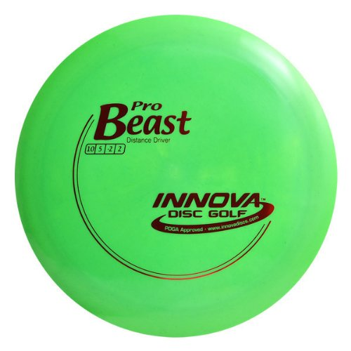 Innova - Champion Discs Pro Beast Golf Disc, 173-175gm (Colors may vary)