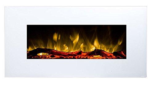 #Elektrokamin Glow Fire Neptun, Wandkamin#