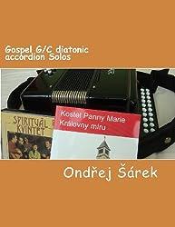 Gospel G/C diatonic accordion Solos