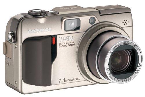 amazon com olympus c7000 7mp digital camera with 5x optical zoom rh amazon com Olympus Camedia 3.2 olympus camedia c-7000 zoom user manual