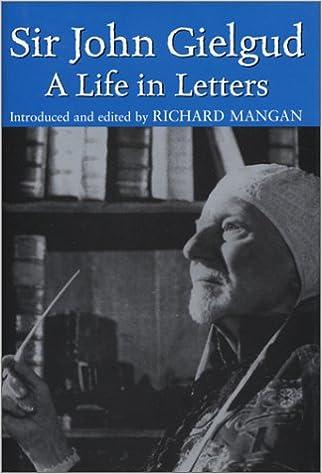 Livres scolaires à télécharger gratuitementSir John Gielgud: A Life in Letters by John Gielgud en français PDF CHM ePub 1559707291