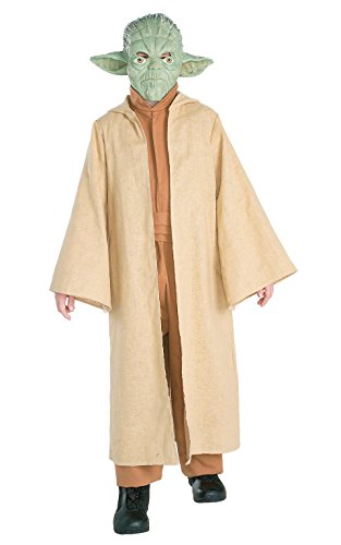 Rubie's Costume Star Wars Episode 3 Child's Deluxe Yoda Costume, Small