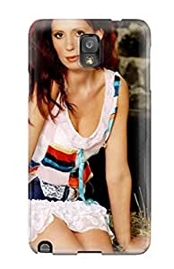 MacMillanWallacee Perfect Tpu Case For Galaxy Note 3/ Anti-scratch Protector Case (women Redheads)