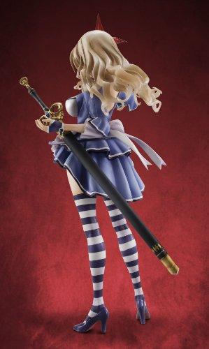 Megahouse Queen's Blade Grimoire Alicia PVC Figure (Excellent Model)