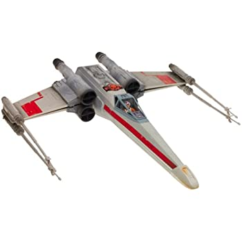 Star Wars Exclusive Saga New Hope Red Leader X Wing Fighter