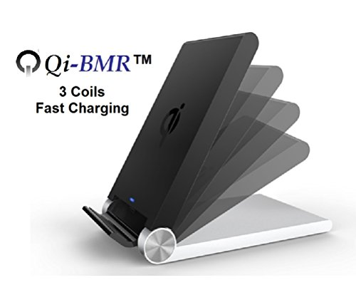3 Coils Wireless Foldable Charger Qi enabled product image