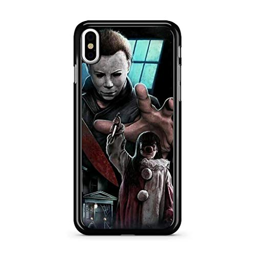 Turbo Delivery LLC -Halloween Scary Costume October 31st Nightmares Horror - Hard Rubber Phone for Apple iPhone iPod 6 / 6th Gen. Made and Shipped from The USA -