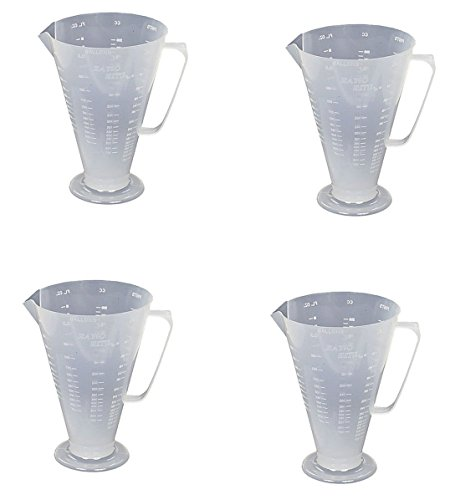 KAMTEC Ratio Rite Perfect Gas - Oil Mixture - CUP ONLY (4) by KAMTEC (Image #1)