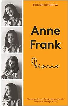 Book's Cover of Diario de Anne Frank (Español) Tapa blanda – 2 octubre 2018