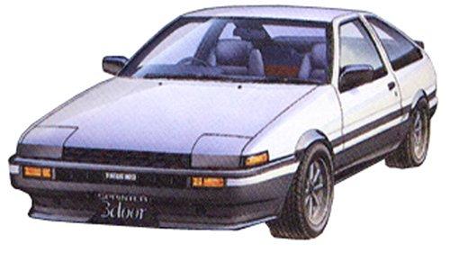 1/24 Sprinter Trueno(AE86) 1600GT APEX Early Version by Fujimi from Fujimi