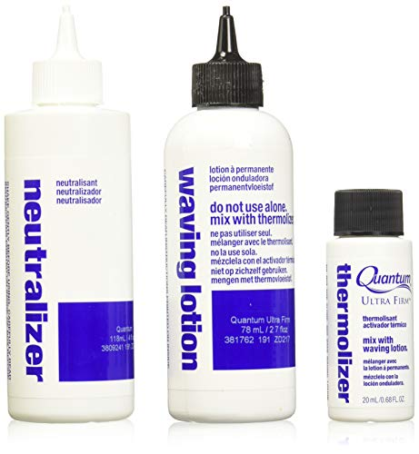 ZOTOS Salon Quantum Ultra Firm Exothermic Perm For Normal Hair HP-48432 (Quantum Firm Perm)