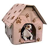 1 PC Portable Folding Dog House Cat Bed Small Dog Puppy Pet Supply