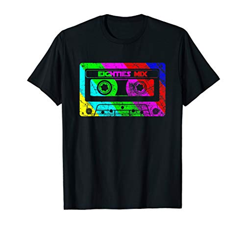 Vintage Retro Music Cassette Tape Mixtape -