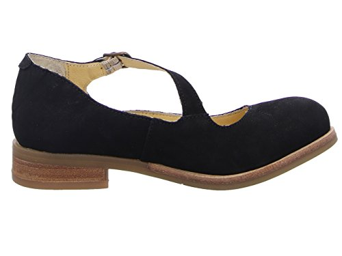 Fly London Alky Mary Jane Shoe Black m7ZVyXN2q