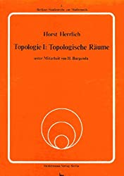 Topologie - I: Topologische Räume