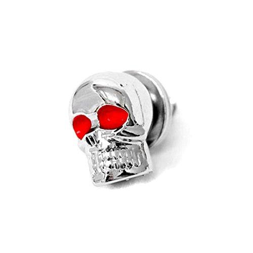 Custom Chrome Skeleton Skull Bolt Nuts Screws 6mm For Honda VTX 1300 C R S RETRO