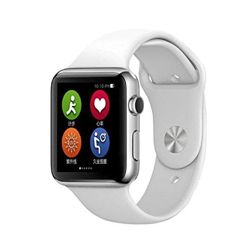 Cortes Smartwatch Smartwatch Android Ios Blanco: Amazon.es ...