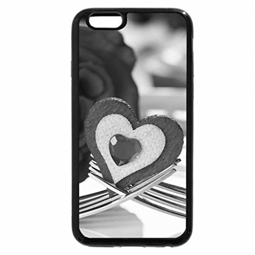 iPhone 6S Plus Case, iPhone 6 Plus Case (Black & White) - Still Life